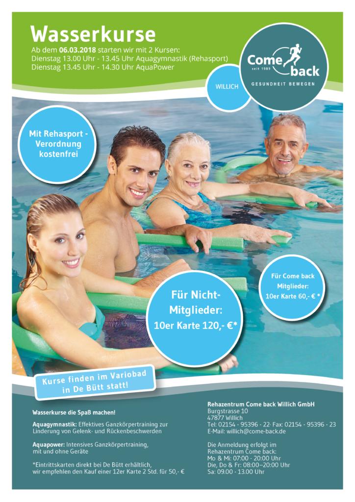 Aquagymnastik AquaPower